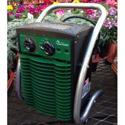 Dr. Infrared Heater DR-218 Greenhouse Heater 1500W