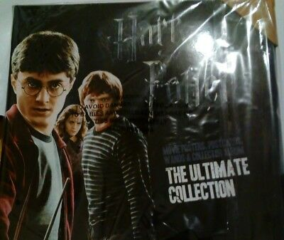 Harry Potter the Ultimate Collection Album Folder Binder New 2011