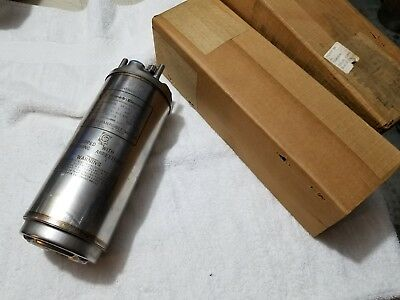FRANKLIN Model # 2143034116 SUBMERSIBLE PUMP, 230 V, 1/3 HP, 1 PH, 3 WIRES, New