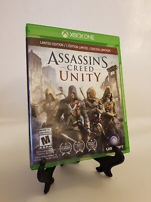 Assassin's Creed: Unity -- Limited Edition (Microsoft Xbox One, 2014)