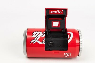 COCA-COLA can CAMERA 35mm Camera in disguise, Toy,novelty