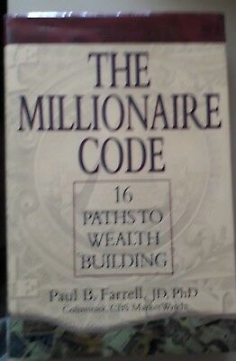 The Millionaire Code:16 Paths to Wealth Building by Paul B.Farrell : 0471426164