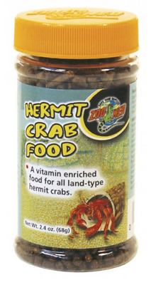 Zoomed Hermit Crab Food 68g (5,51 EUR pro 100 g)