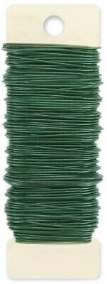 Paddle Wire 20 Gauge 110'-Green - 6 Pack