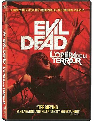 Evil Dead [DVD] New and Factory Sealed!!