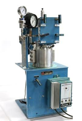 Autoclave Engineers Bolted Closure Laboratory Reactor w/ AE Magna Stirrer II