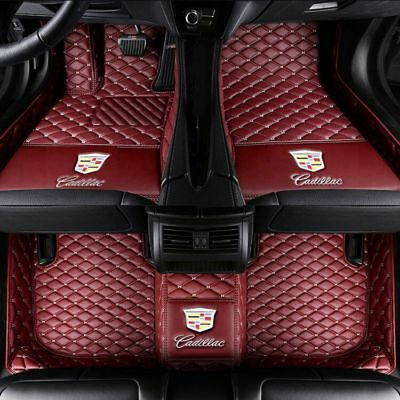 Suitable for Cadillac CTS ATS CT6 CTS STS XT5 XTS 2008-2018 floor mat car mat