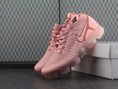 NEW Nike Air VaporMax FLYKNIT 2 Women's Shoes Rust Pink EU 36-39 942843-600