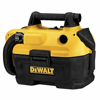 *New* DEWALT DCV580 18/20V Max Cordless Wet-Dry Vacuum w 2-Gallon Tank Capacity