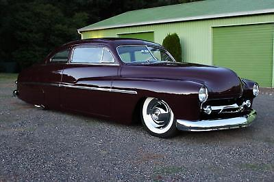 1949 Mercury 72  1949 Mercury 72 Lead Sled, BEAUTIFUL CHOPPED AWARD-WINNING AIR-RIDE SHOW CAR!!