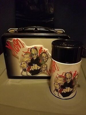 koRn Lunch Box Brand New Never Used 2003 NECA