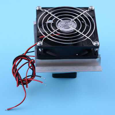 60W  Peltier Semiconductor Refrigeration Air Conditioner Cooler fit forDog House