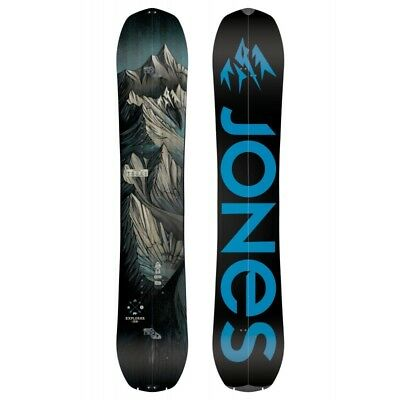 Jones Explorer Splitboard 2019 161W
