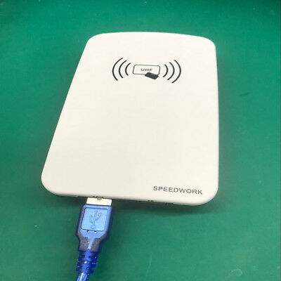 UHF RFID USB Desktop Reader/Writer +Keyboard Emulation