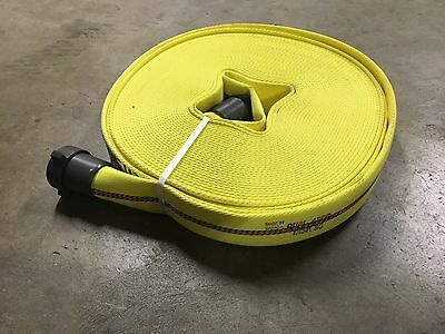 Niedner 100' 1.5NH Spec 187 Type 2 Fire Hose 300PSI NEW Forestry