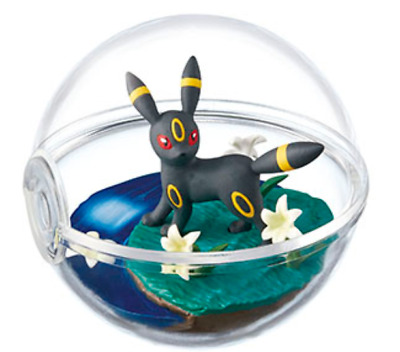 Pokemon Terrarium Collection 4 Umbreon from Japan import Re-Ment SALE