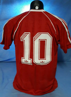 Manchester United Jersey Home Maglia Casa Final Fa Cup Wembley 1990 10 M