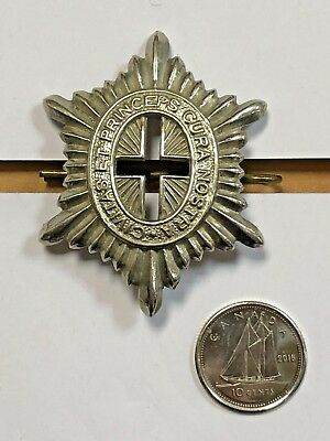 Canada Governor General Foot Guards Cap Badge