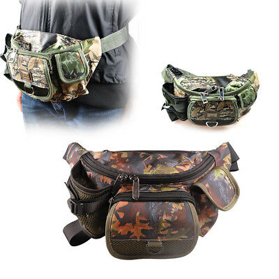 Fly Fishing Waist Bag Carp Pesca Portable Tackle Bags Chest Lure Gear Pack