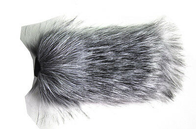 18cm Furry Windscreen Windshield Wind Muff For Camcorder Camera Microphone Mic