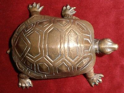 Bronze Turtle or Tortoise