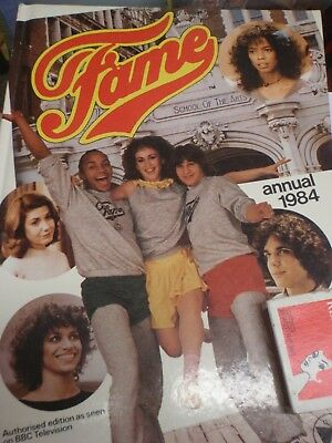 """Fame""   Annual c 1984"