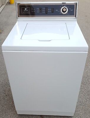 Vintage 1987 Maytag Suds Saver Washer Model A612S Complete Built to last