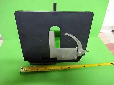 Microscope Part Leitz Germany Stage Micrometer As Is Bin#60-B