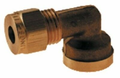 Wade Brass Compression Fitting – Imperial BSPP Female Stud Elbow
