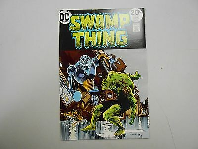 Swamp Thing #6 (1973, DC)! NM9.2- or better! High grade Wrightson and Wein art!