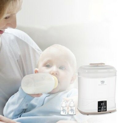 Baby Bottle Electric Steam Sterilizer With LED Monitor
