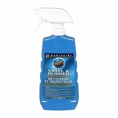 Meguiar's M5716C Boat/RV Vinyl and Rubber Cleaner/Protectant