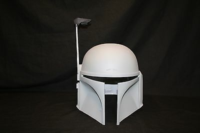Star Wars Universe Mandalorian Bounty Hunter Jango Fett Mando Helmet Cosplay lot