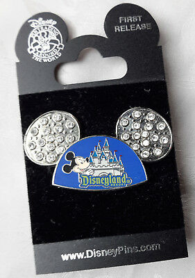 NEW DISNEY PIN ~ Disneyland ~ Celebrate Everyday - Mickey Mouse Ear Hat #67789