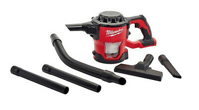 Milwaukee 0882-20 M18 Compact Vacuum (Tool Only) with HEPA Filter New
