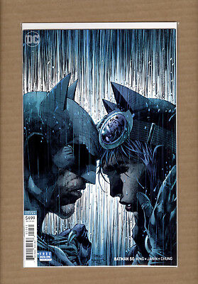 Batman #50 Jim Lee Variant Dc Comics  2018 Nm