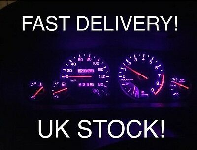 Honda Civic EK 1996/2000 LED dash Bulb Conversion kit Green/ Blue/ White/ Pink