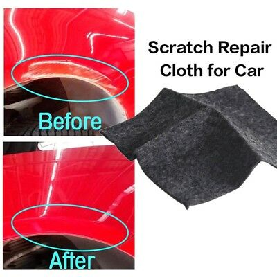 Car Light Paint Scratches Remover Surface Repair Cloth Fix Clear Polish Cloth