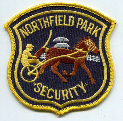 Northfield Park Security Patch - Ohio (Horse Racing Track) // FREE US SHIPPING!