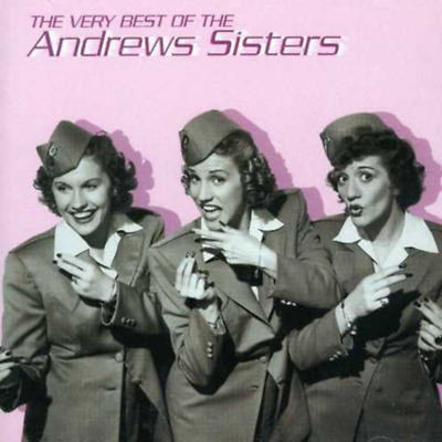 New Very Best Of The Andrews Sisters - Andrews Sisters - Jazz Music CD