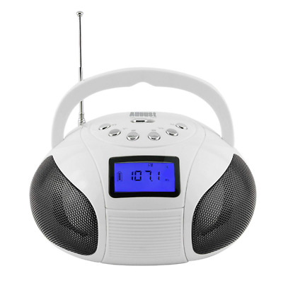 Mini Bluetooth MP3 Stereo System Portable Radio with Powerful Speaker NEW HOT US