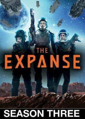 The Expanse Season 3 Dvd - Brand New & Sealed - Free Priority Post