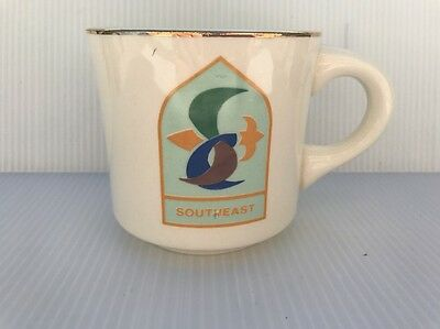 Boy Scouts of America BSA SOUTHEAST MUG Coffee Cup Jamboree Collectible