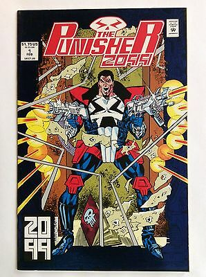 The Punisher 2099 #1 (Marvel Comics) Feb. 1993 - Combined Shipping