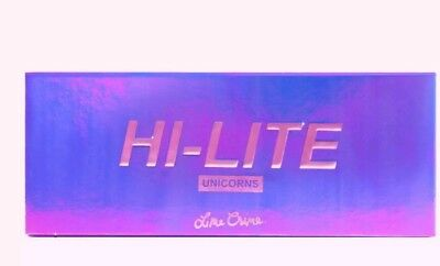* LIME CRIME * Highlighter Unicorns Hi-lite Palette! Brand New In Box! Authentic