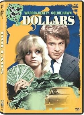 $ Dollars (1971) (DVD, 2008) RARE, HISTORIC, LOWEST PRICE, FREE SHIPPING, NEW
