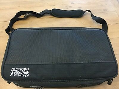 Gator Aluminum Pedal Board SMALL BAG ONLY - Black - GBP-LAK-1 **BAG ONLY**