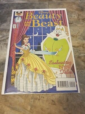 Beauty And The Beast Comic #2 | Disney Comic Special |