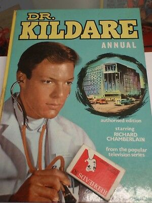 Dr Kildare'  Annual  1960's 90 pages