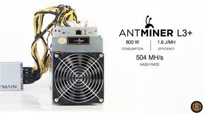 BITMAIN ANTMINER S2 Tested to Power on ~ Sold AS IS